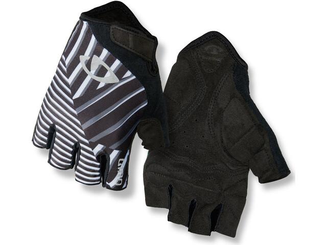 Giro Jag Gloves Dazzle Black Reflective